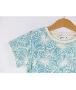 Idéal pour le printemps et l'été, craquez pour ce ravissant petit t-shirt