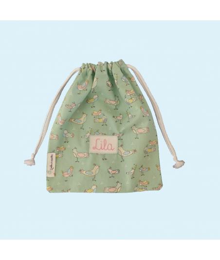 Le sac à vrac oiseau