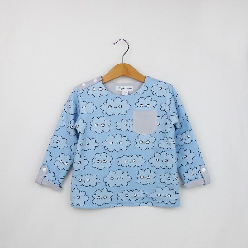 Le pull bio pour enfant, chaud et confortable