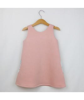Une robe bio pour l'hiver