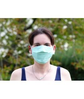 Le masque barrière, AFNOR