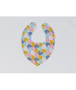 Le bavoir bandana Origami