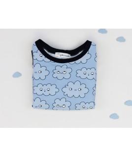 Sur mon petit nuage
