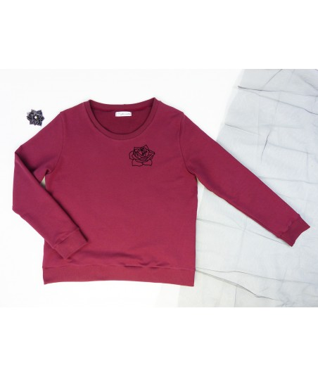 Le sweat Black Baccara